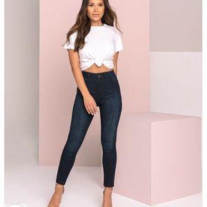 NWOT DL1961 x Marianna Hewitt High Waist Jeans